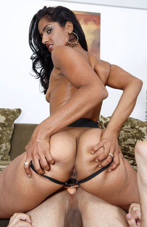 MILF With Strap On Porn