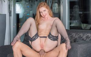 Red Head Mature Anal Porn
