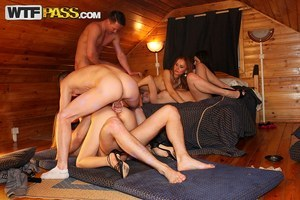 Mature Anal Party Porn